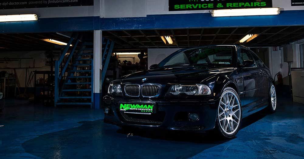 BMW Ashbourne