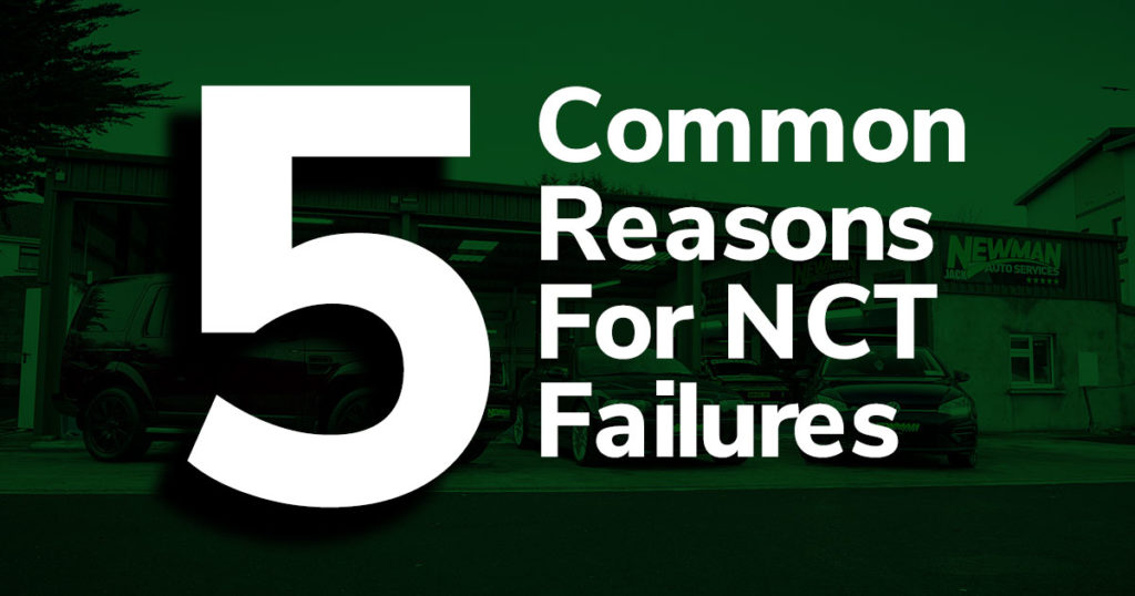 Reasons for NCT Failure